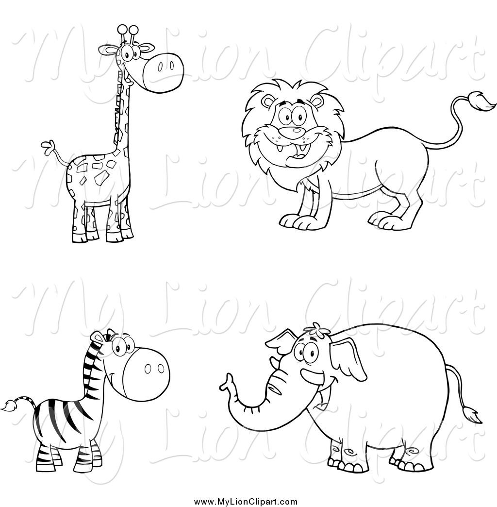 1024x1044 Royalty Free Line Drawing Stock Lion Designs