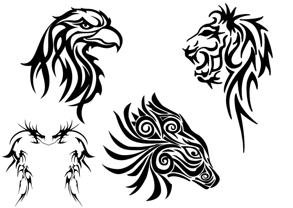 600x425 Free Line Drawings Clip Art