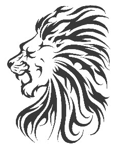 232x287 Lion Head Tattooforaweek Temporary Tattoos Largest Temporary