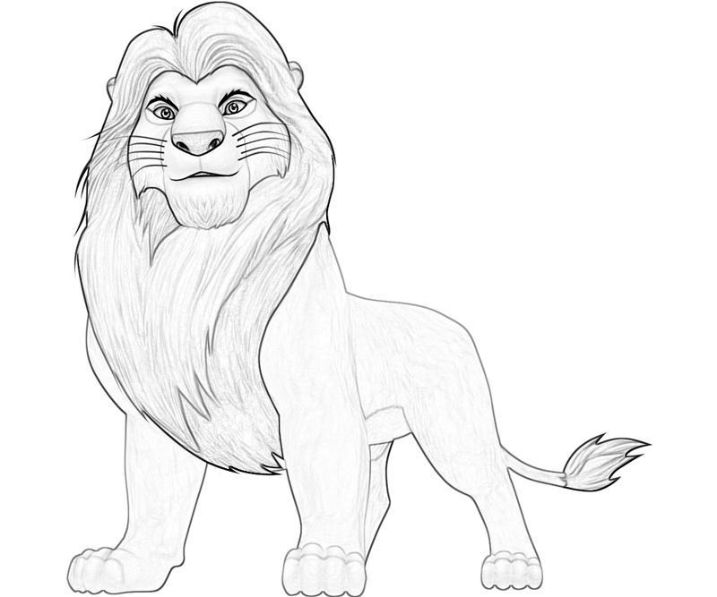 800x667 The Lion King Simba Characters Yumiko Fujiwara