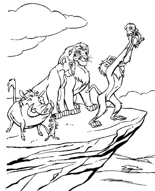 Lion King Drawing Step By Step at GetDrawings.com | Free for ...