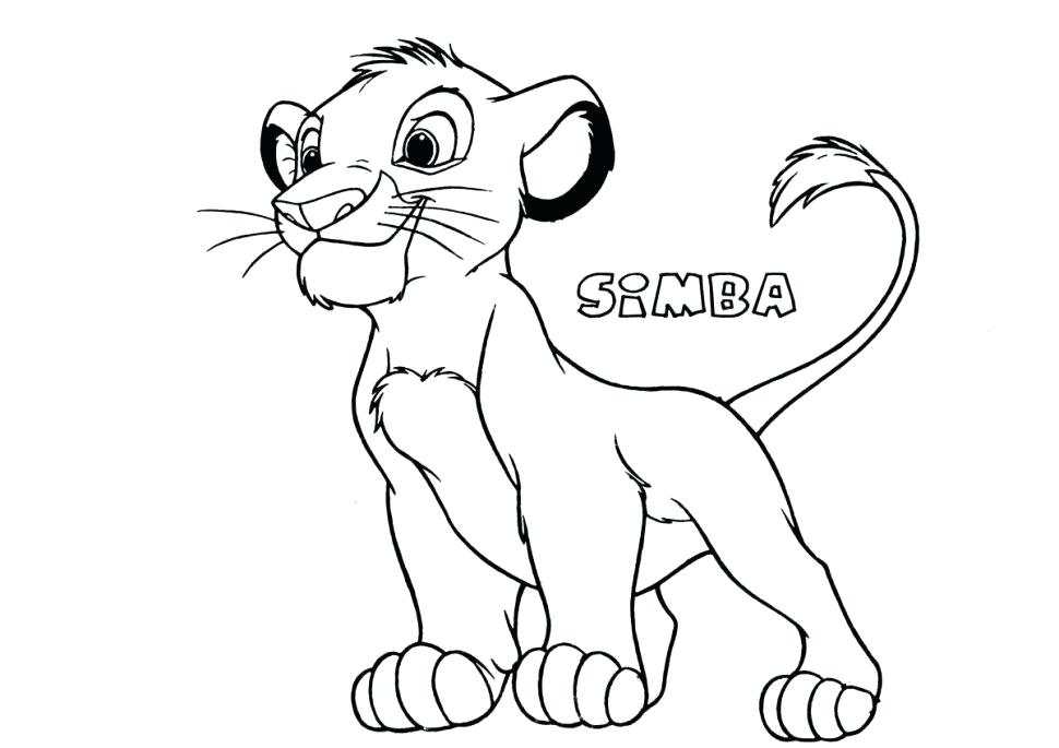 970x685 Lion Color Sheet Medium Size Of Coloring Sheet Lion Guard Coloring