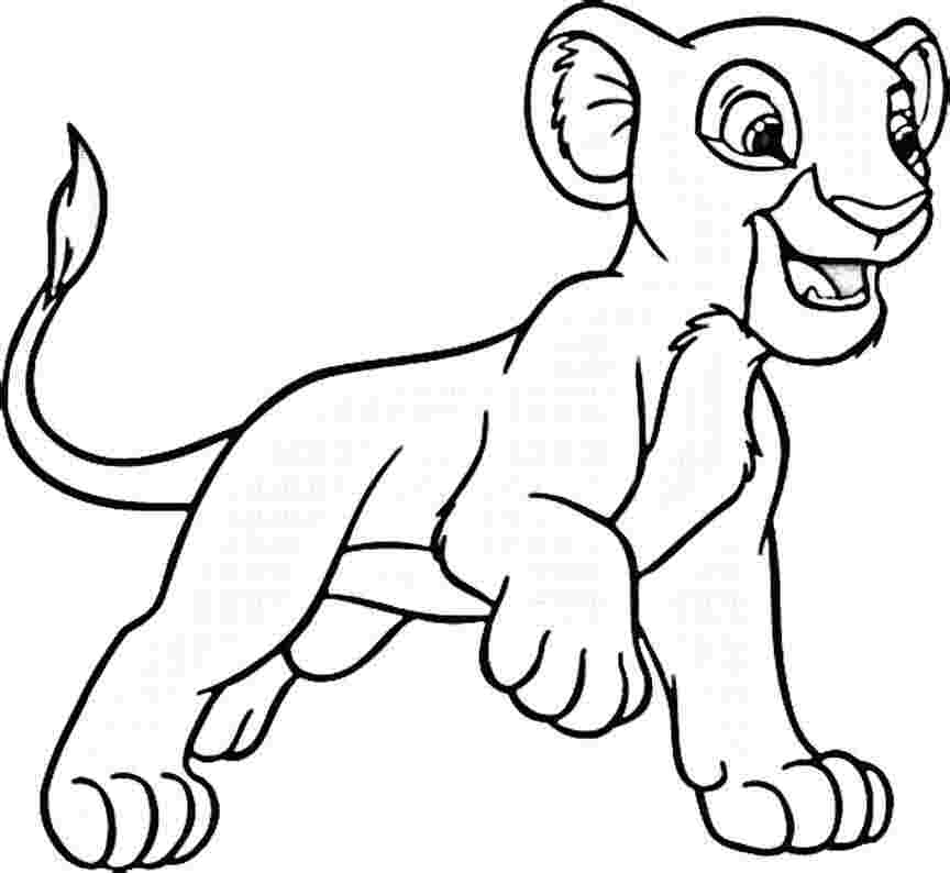 Lion King Coloring Pages - Photos Coloring Page Ncsudan.Org