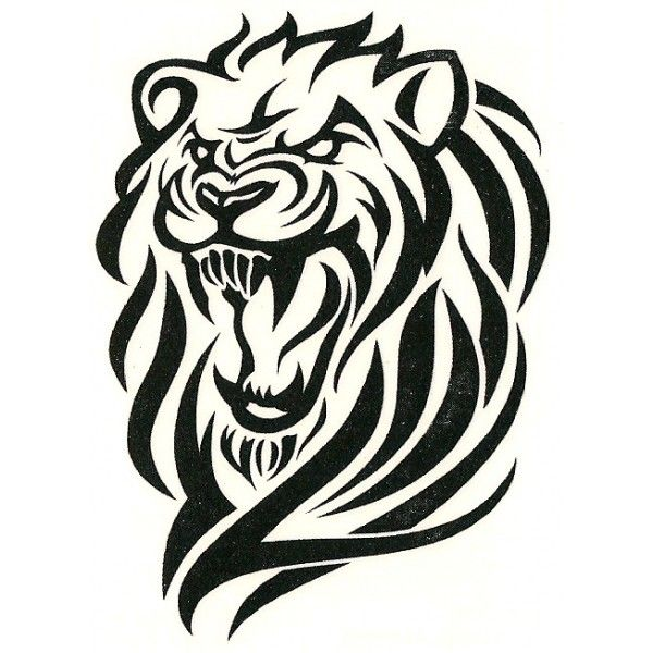 600x600 83 Best Lion Images, Sketches And Art Images On Simple