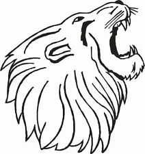 212x225 Lion Roaring Head With Mouth Clipart Panda
