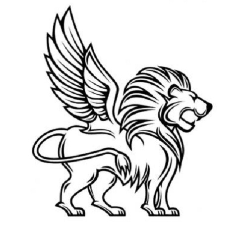 500x456 100 Lion Tattoo Designs You Must See