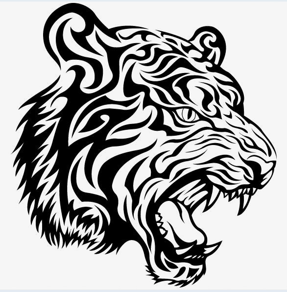 586x596 Tiger Png Images, Download 5,080 Png Resources With Transparent