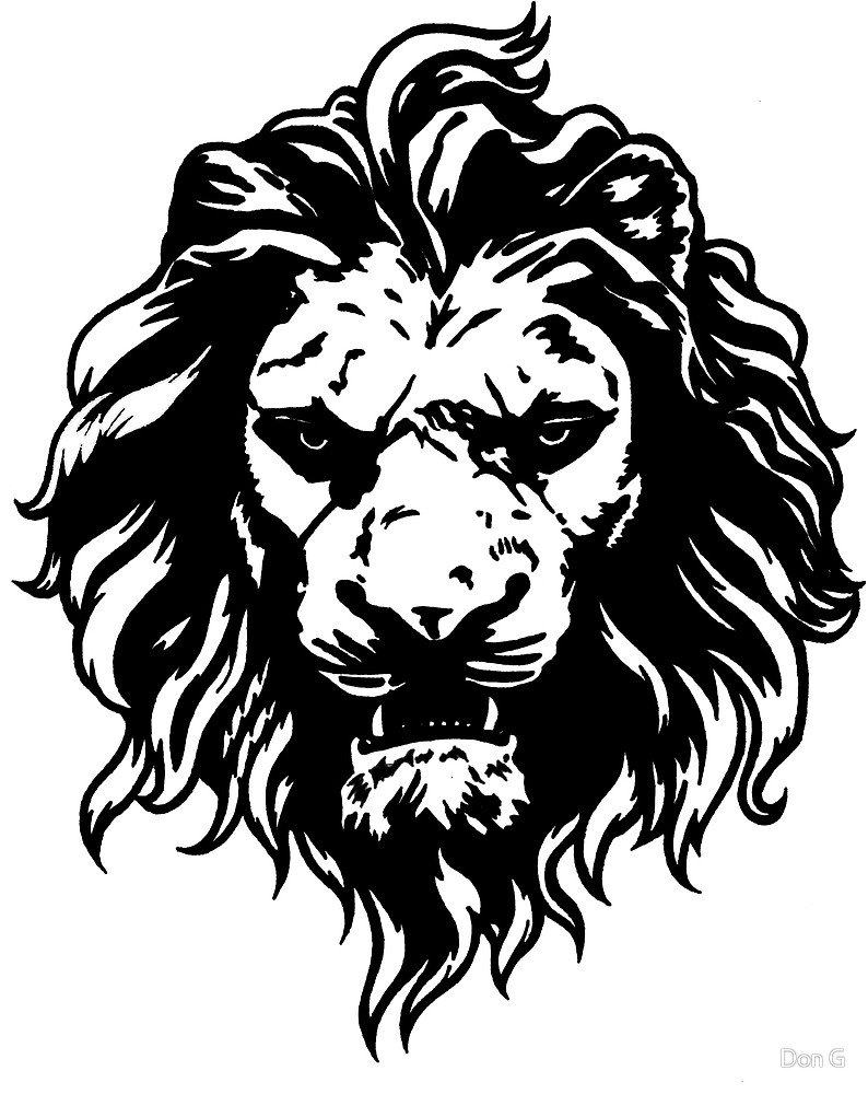794x1000 Lion Of Judah Ii By Don G By Don G Redbubble