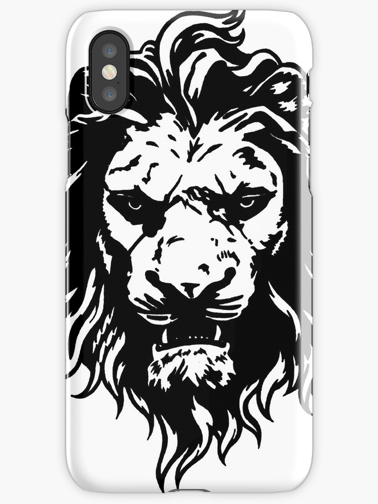 750x1000 Lion Of Judah Ii By Don G Iphone Cases Amp Skins By Don G Redbubble