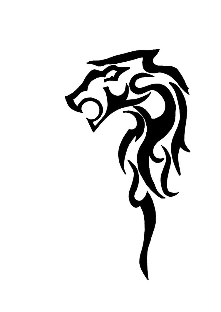 752x1063 Lion Tattoos Designs, Ideas And Meaning Tattoos For You
