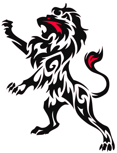 400x521 Tribal Lion Tattoos High Quality Photos And Flash Designs