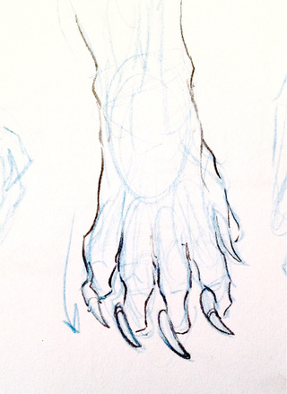 320x439 Paw Drawings On Paigeeworld. Pictures Of Paw