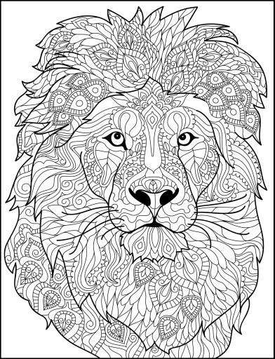 392x512 Pin By Jackson R Chamberlin On Coloring Ideas Adult