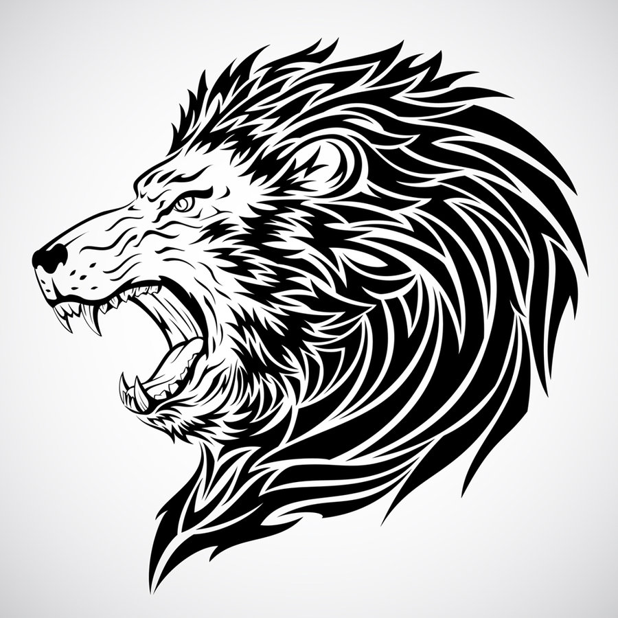 Lion Roar Drawing At Getdrawings Com Free For Personal Use Lion