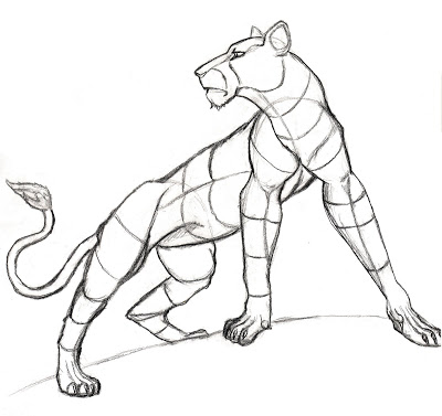 400x377 Illustration Amp Web Comics Lion Sketches