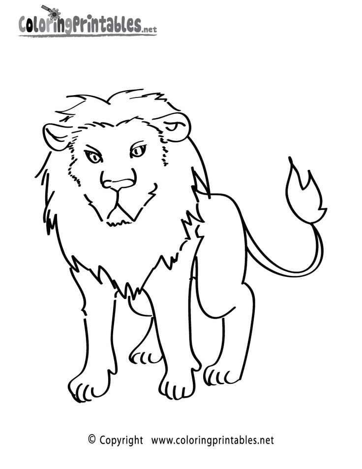 736x952 Lion And Lamb Coloring Pages Page Image Clipart Images