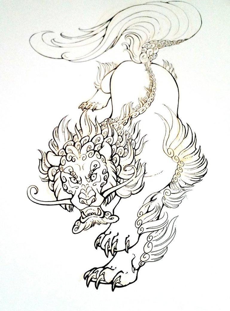 769x1040 Stalking Lion La By Biorave