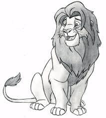 213x237 Adult Simba Lion King
