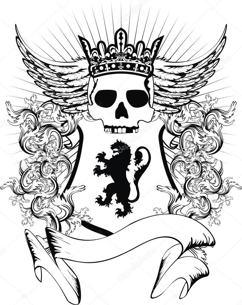 812x1023 Skull Lion Flins Tattoo Ideas Tattoo