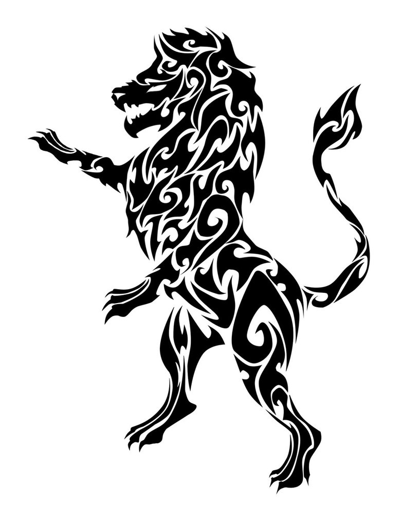 782x1022 Tattoos Guardian Angels Lion Tattoo By Xyorux