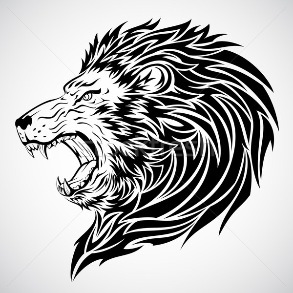 Lion Tattoo Drawing At Getdrawings Com Free For Personal Use Lion