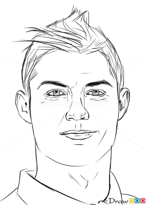 564x786 Lol Cristiano Ronaldo P By Girish Sharma Sketches