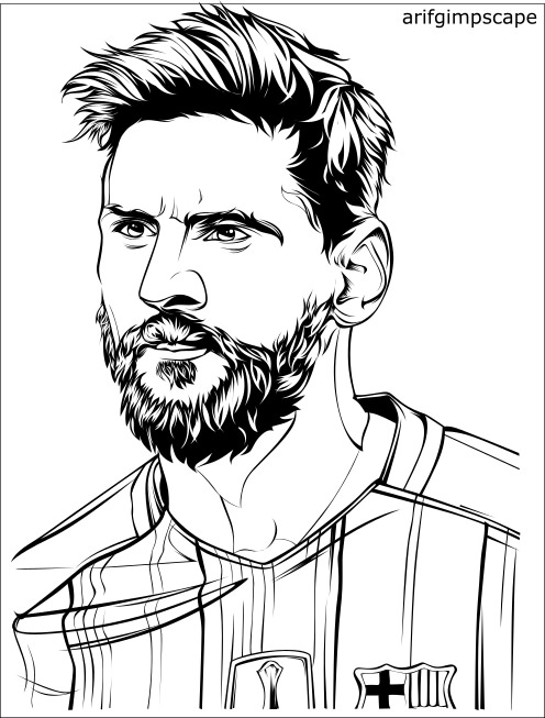 496x653 The World's Most Recently Posted Photos Of Lionel And Messi