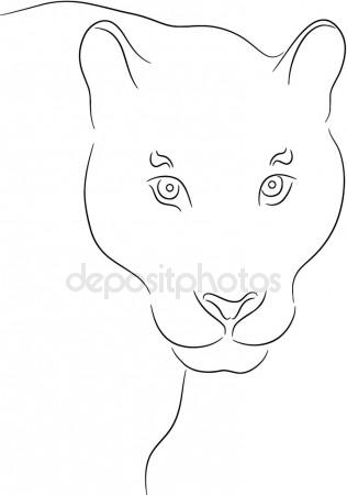 316x450 Lioness Stock Vectors, Royalty Free Lioness Illustrations