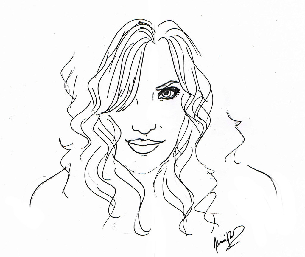 1024x862 Alanna The Lioness Outline By Lannalion