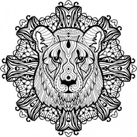 450x449 Lioness Stock Vectors, Royalty Free Lioness Illustrations