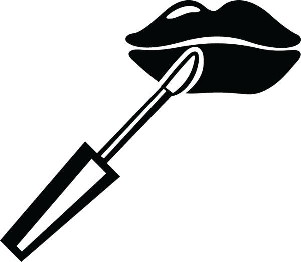 600x523 Lip Gloss Clip Art Clipart