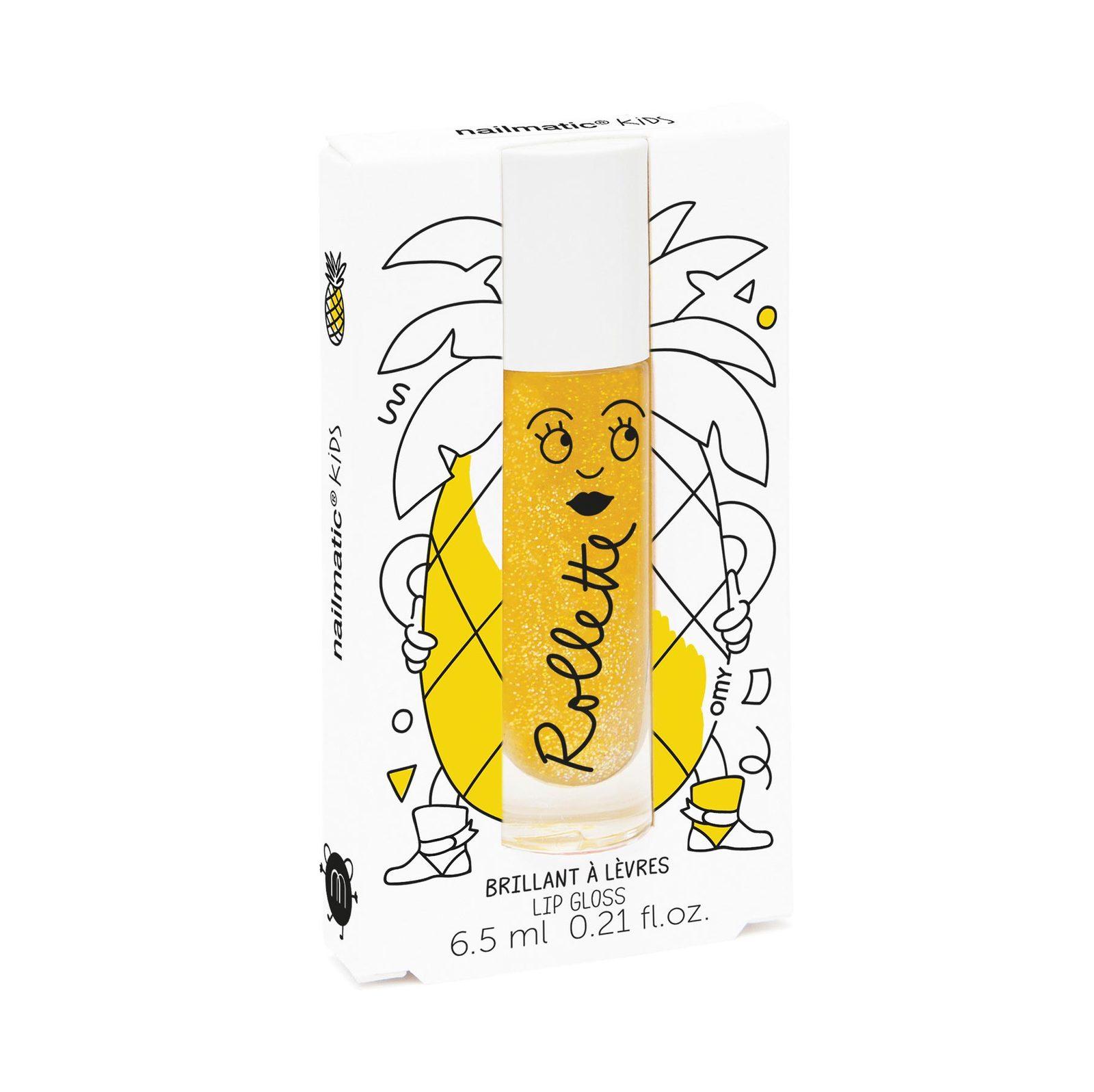 1600x1596 Rollette Pineapple Lip Gloss
