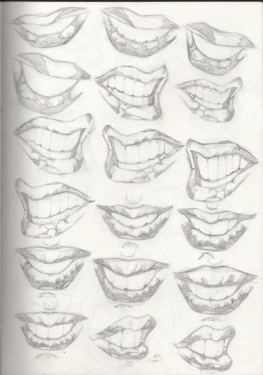 900x1284 Drawing Lips Women 5 by OLUDAYONBA on DeviantArt