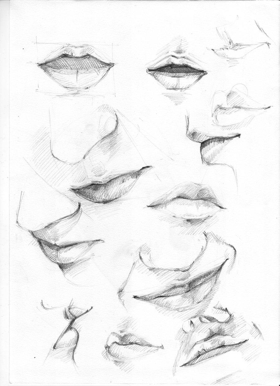 900x1238 lipsstudy Explore lipsstudy on DeviantArt