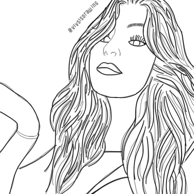 639x639 lelepons lelepons viner vine diva lips art outlines