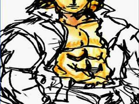 480x360 Liquid Snake Quick Drawing Mgs Style