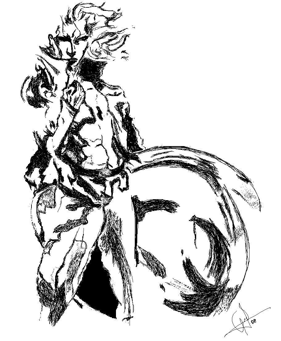 911x1104 Liquid Snake By Hellblazer47