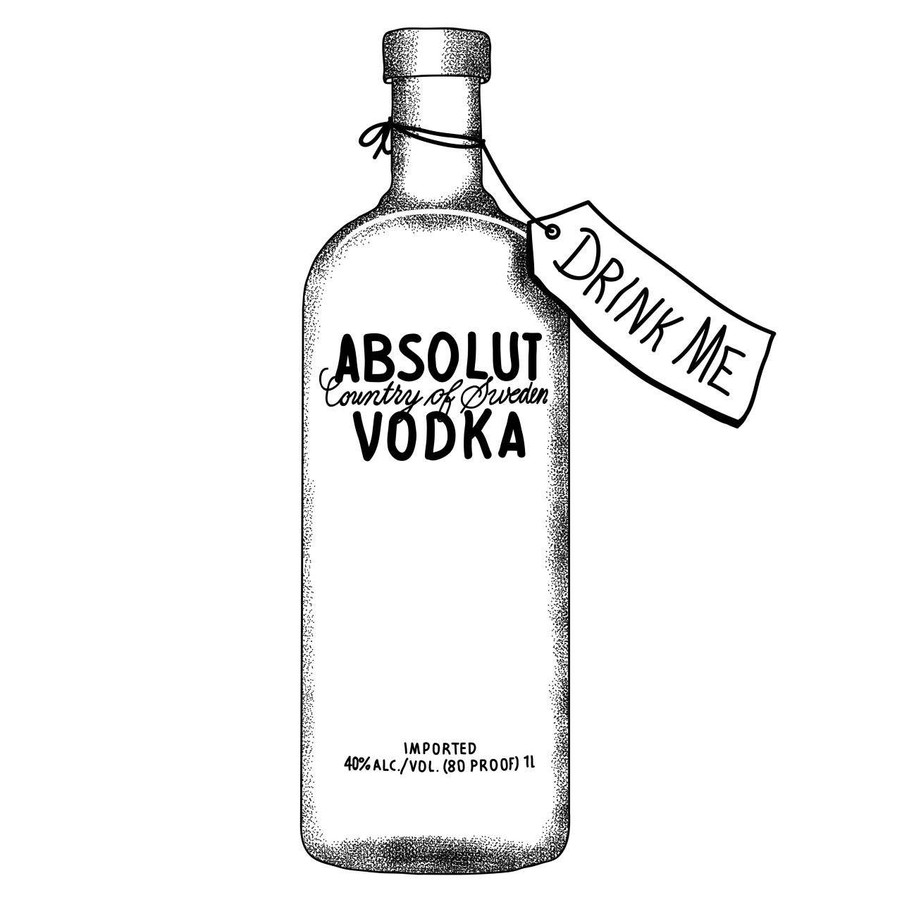 liquor bottle drawing at getdrawings com free for personal use