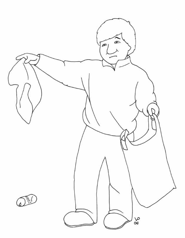 629x808 Litter Coloring Pages