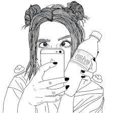 225x224 63 Best Teen Drawings Images On Girl Drawings, Tumblr