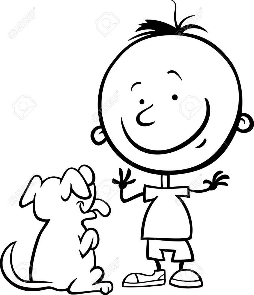 881x1024 Cartoon Drawing Little Boy Cartoon Drawing Little Boy