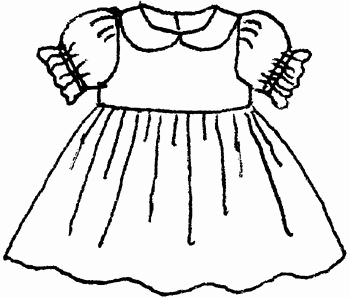 350x298 Awesome Little Black Dress Clipart Pics