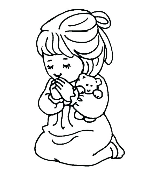 600x674 Free Girl Coloring Pages Plus Cartoon Girl Coloring Pages Free