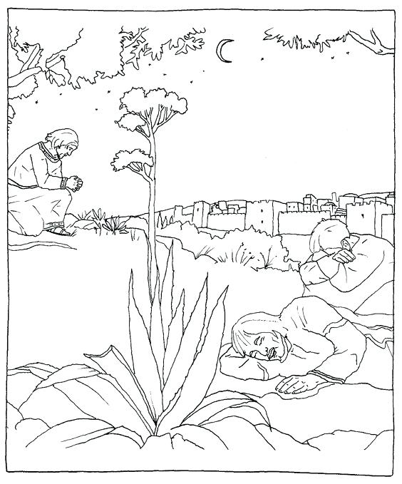 564x679 Jesus Praying Coloring Page Little Boy King And Little Girl Queen