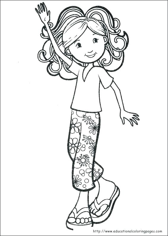 567x794 Girl Superhero Printable Coloring Pages Coloring Collection