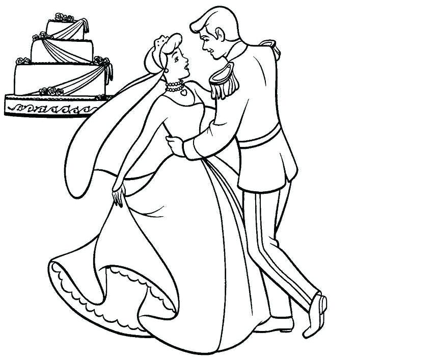 856x700 Prince Eric Coloring Pages Princess And Prince Coloring Drawing