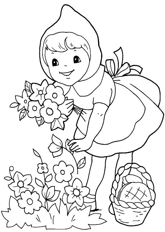550x773 Little Red Riding Hood