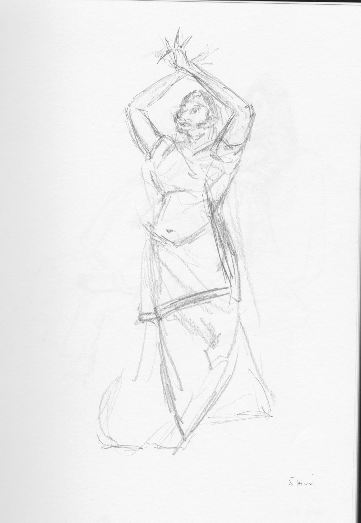 1168x1690 Live Figure Drawing Maria513340