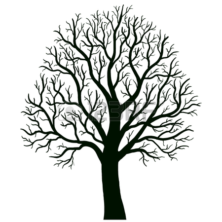450x450 Oak Tree Drawing Stock Photos. Royalty Free Business Images