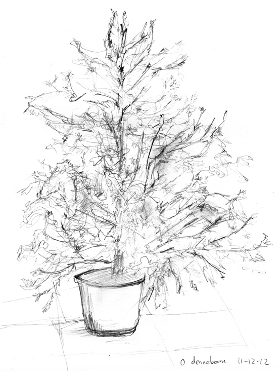 550x738 Pencil Drawing